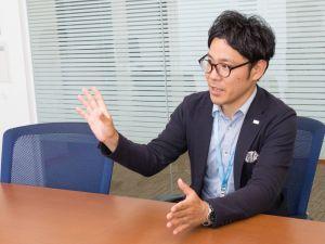 長谷川介護サービス株式会社 企画営業部 次長 松村朋和氏